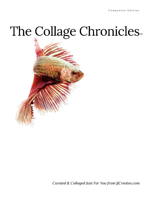 View The Collage Chronicles™ - The Companion Edition by JJ Lassberg