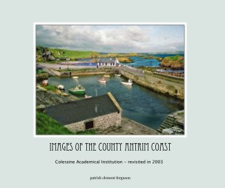 Images of the county ANTRIM Coast book cover