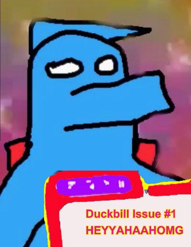View Duckbill Issue #1 by PaulieMc, WarSYndicate,