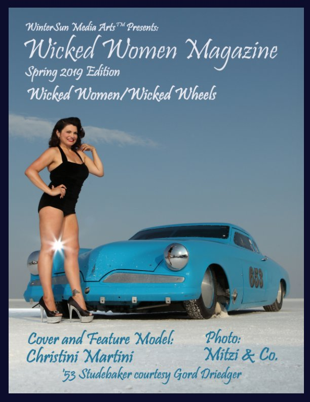 View Wicked Women Magazine Vol. II, Issue 2 by WinterSun Media Arts