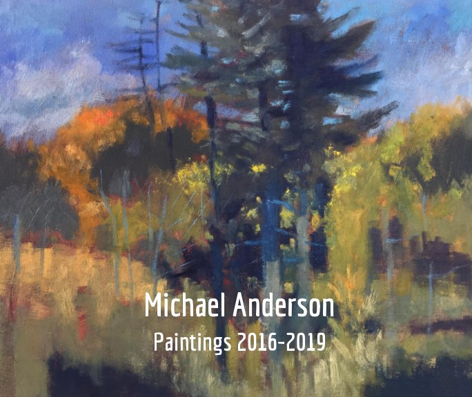 View Michael Anderson Paintings 2016-2109 Third Degree Glass Factory St. Louis, MO by Michael Anderson