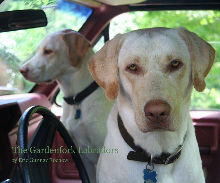 View The Gardenfork Labradors by Eric Gunnar Rochow