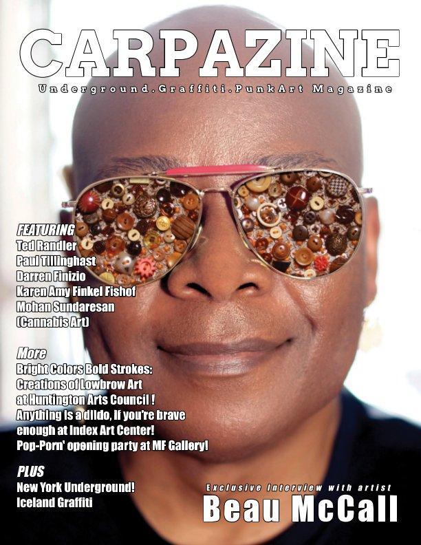 View Carpazine Art Magazine Issue Number 19 by Carpazine