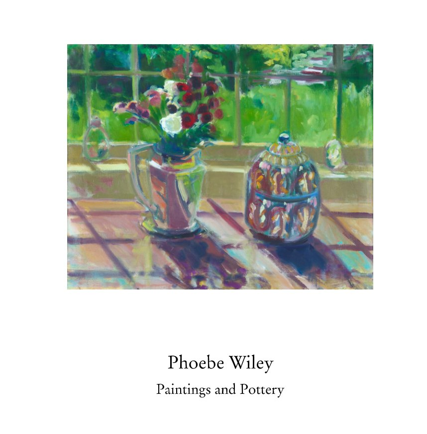 View Phoebe Wiley Paintings and Pottery by Phoebe Wiley