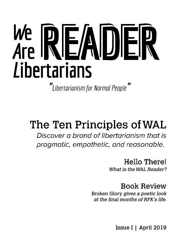 WAL Reader - Issue I nach Ryan Lindsey anzeigen