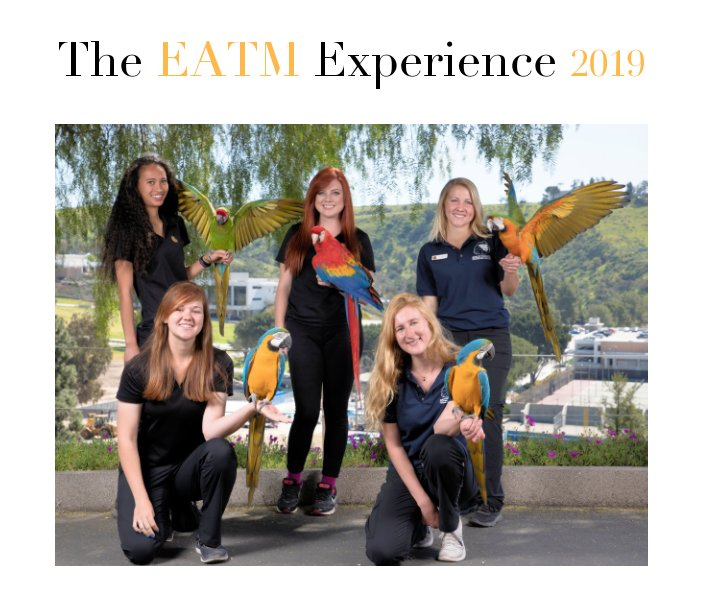 View EATM Experience 2019 by Moorpark College Photography