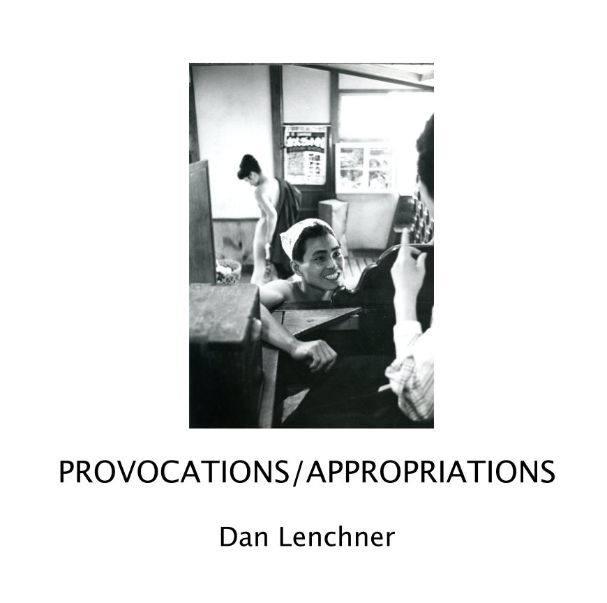 View Provocations/Appropriations by Dan Lenchner