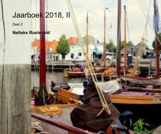 Jaarboek 2018, II book cover