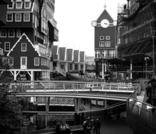 Zaandam Streetphotography book cover