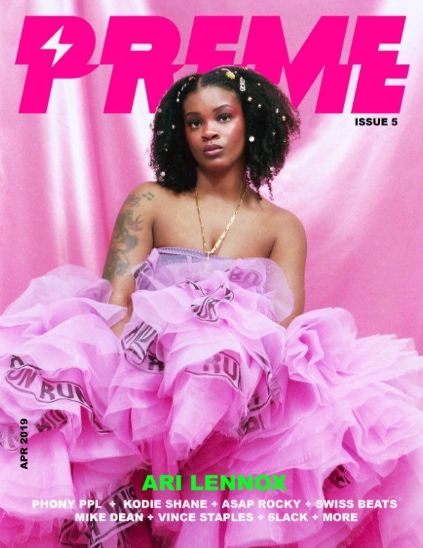 View Preme Magazine Issue 5 by Anthony Supreme