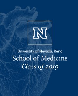 UNR Med Class of 2019 book cover