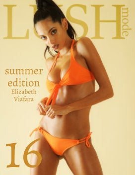 lush issue 16 book cover