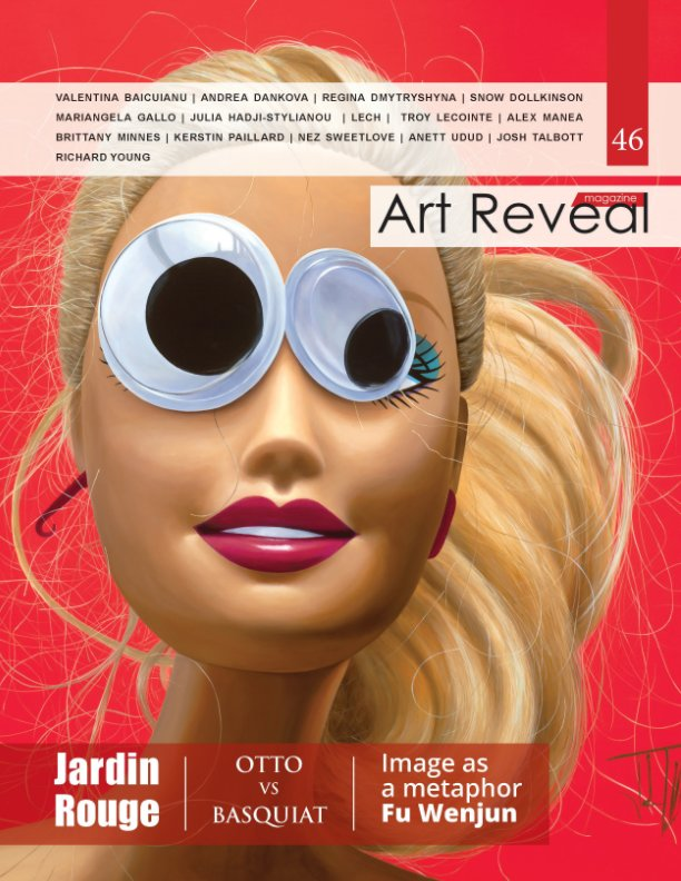 View Art Reveal Magazine #46 by Anne Grahm, Tero Koskinen
