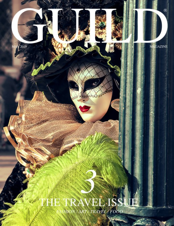 View Guild Magazine by Guild Magazine, Jose Morales