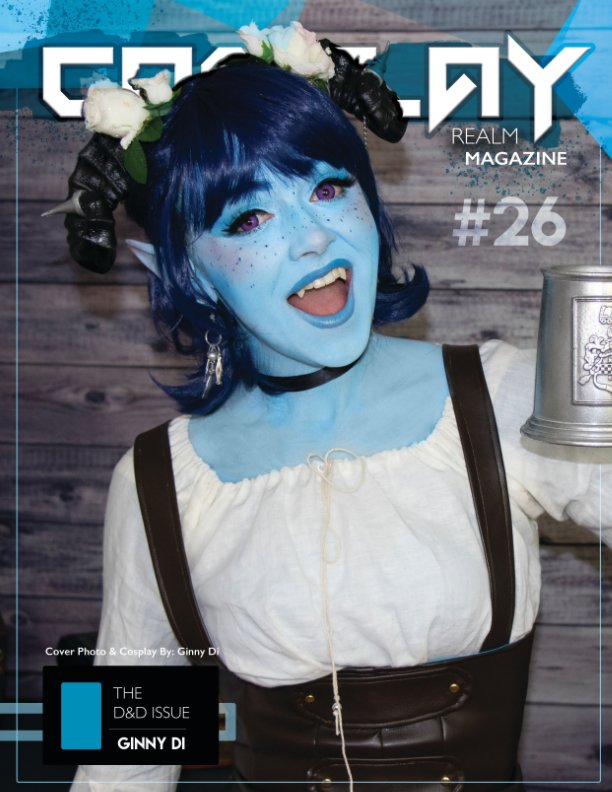 View Cosplay Realm Magazine No. 26 by Emily Rey, Aesthel