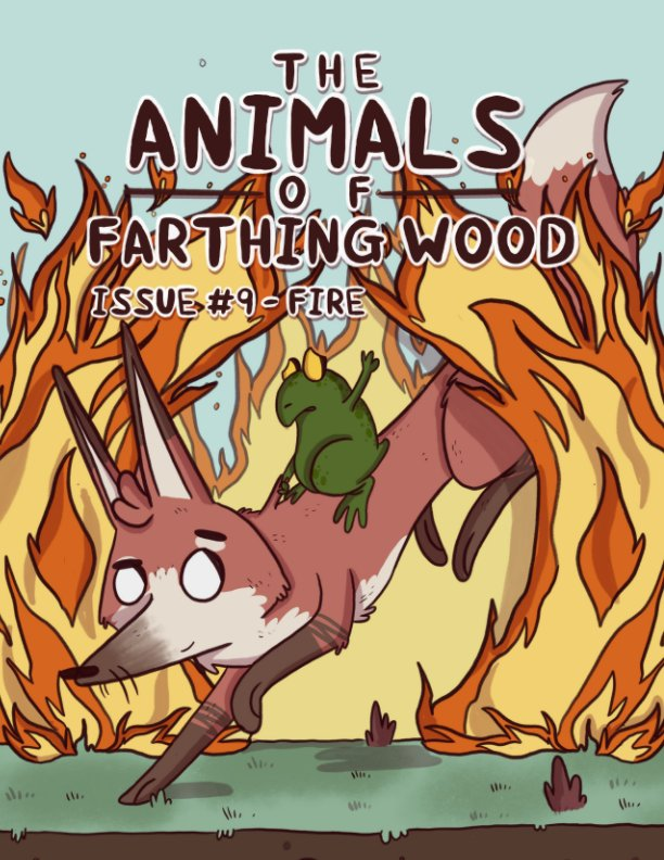 View The Animals Of Farthing Wood by Paige Defelice
