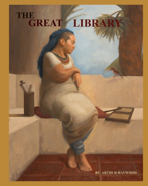 View The Great Library by Arthur Haywood