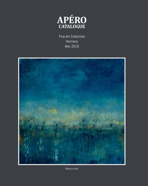 Ver APÉRO Catalogue - HardCover - Harmony - May 2019 por EE Jacks