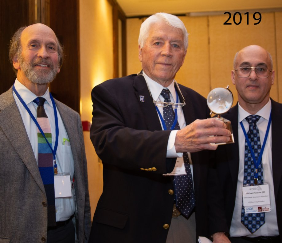 View COS 2019 Annual Meeting by Frank Gerratana, MD
