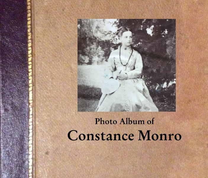 View Photo Album of Constance Monro by Lisa Dillon