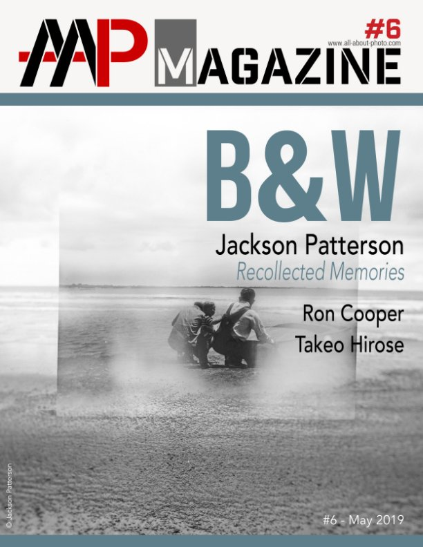 View AAP Magazine#6 BW by All About Photo