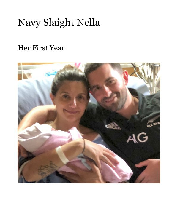 View Navy Slaight Nella by Donna and Gary Slaight