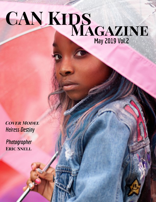 View May 2019 Vol.2 by CANKids Magazine