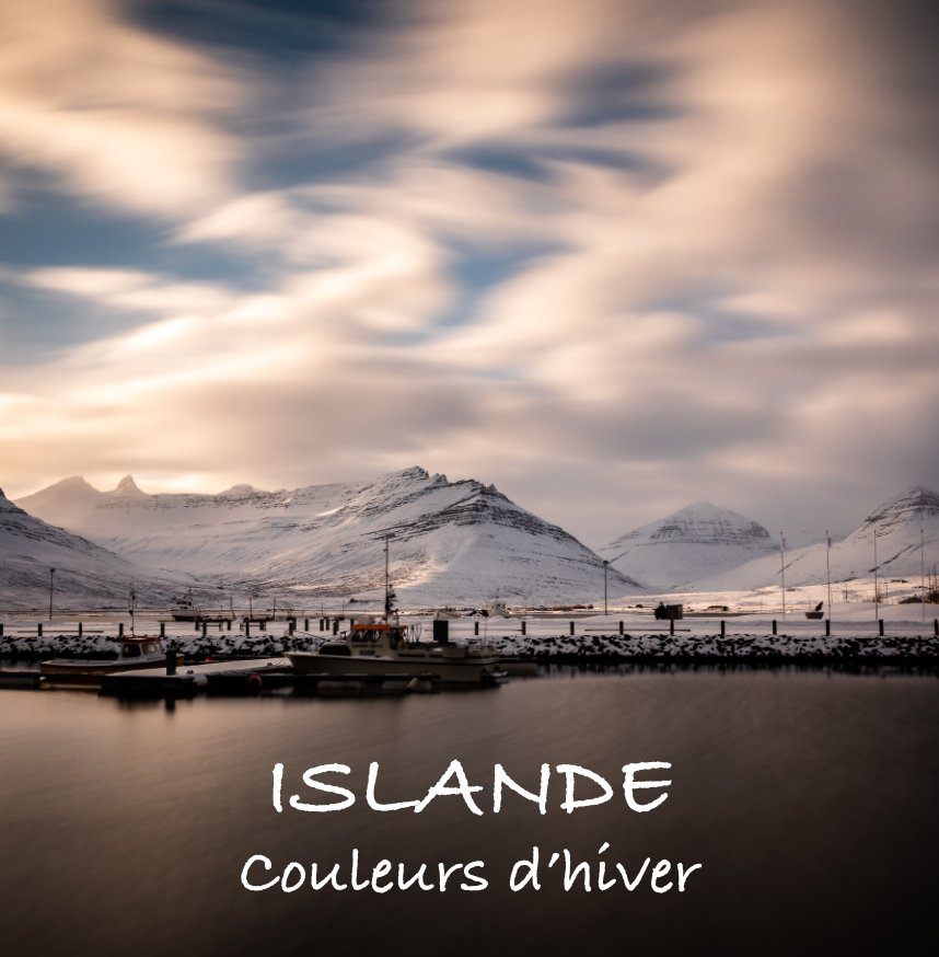 View ISLANDE - Couleurs d'hiver by MARC GIRARD