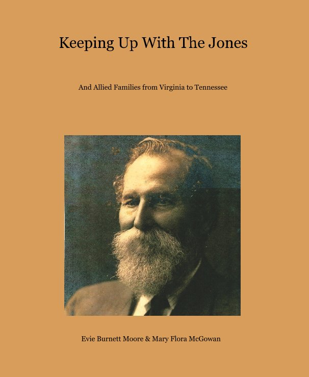 View Keeping Up With The Jones by Evie Burnett Moore