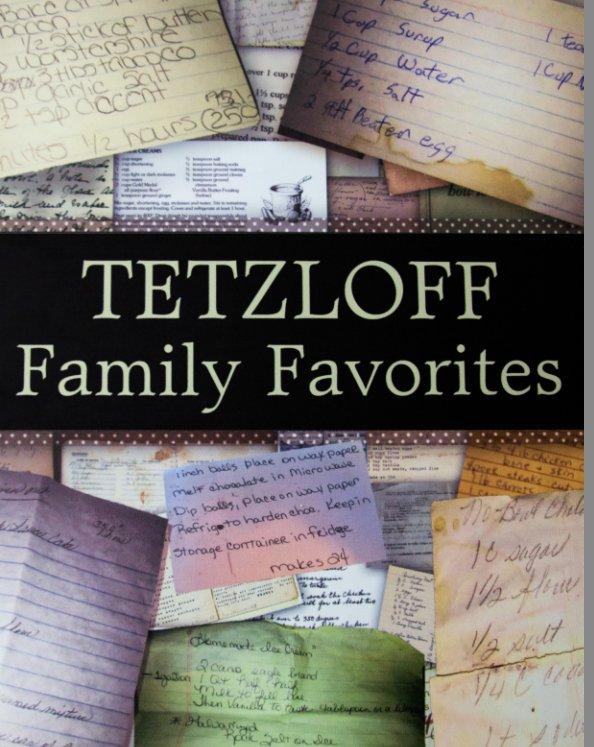 Cecelia's Cookbook nach Tetzloff anzeigen