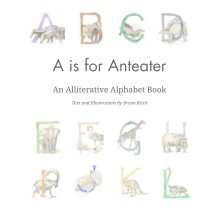 A is for Anteater book cover