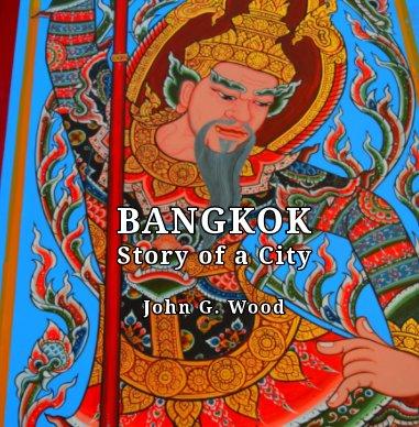 Bangkok book cover