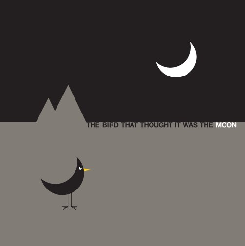 View The Bird that thought it was the Moon by Marc Shillum