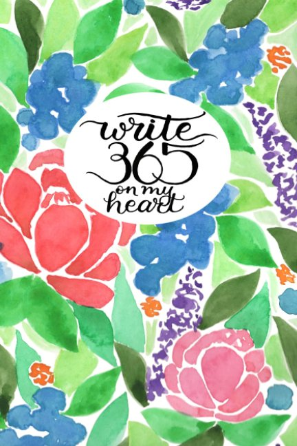 View Write 365 On My Heart Verse Journal (Undated) by Alyson at WriteThemOnMyHeart