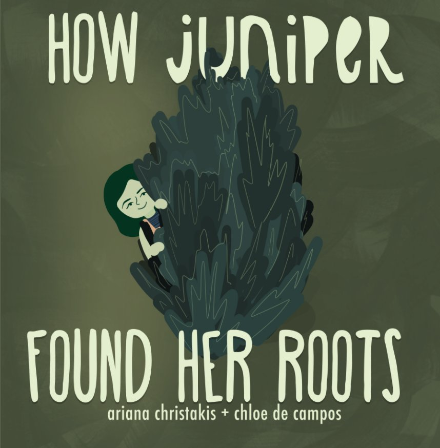 View How Juniper Found Her Roots by A. Christakis and C. de Campos