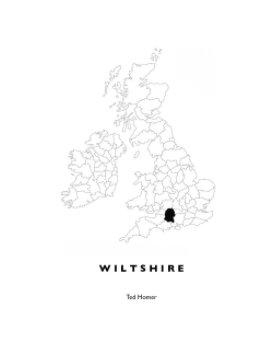 Wiltshire book cover