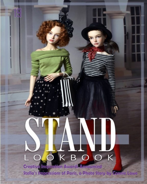 View STAND Lookbook - Volume 19 BJD by STAND