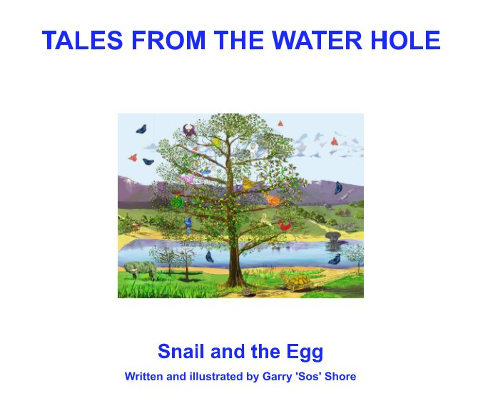 View Snail and the Egg by Garry 'Sos' Shore