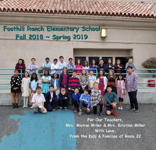 Bekijk MAYA - 5th Grade - Miller/Miller - 2018/19 op Tracey Salvacion