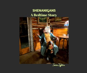 Shenanigans A Bedtime Story book cover
