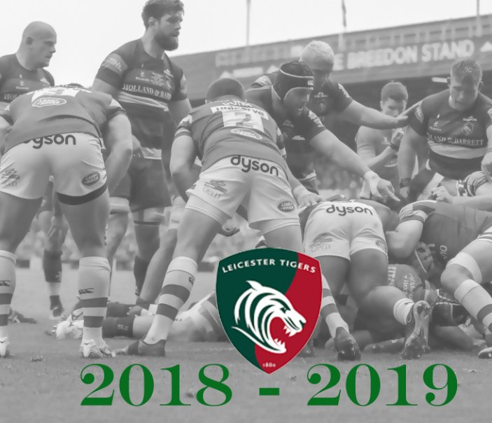 View Tigers 2018-2019 by Mick Bannister