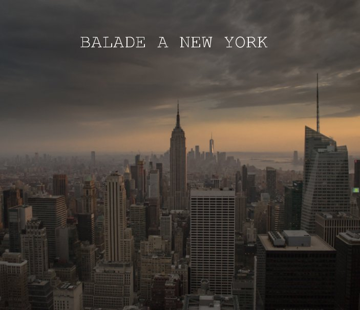 View NEW YORK - Balade photographique by Frédéric DUBUC