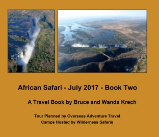 African Safari - July 2017 - Book Two book cover