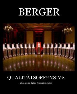 Berger Qualitätsoffensive book cover