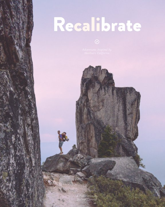 View Recalibrate by Stefaan Conrad