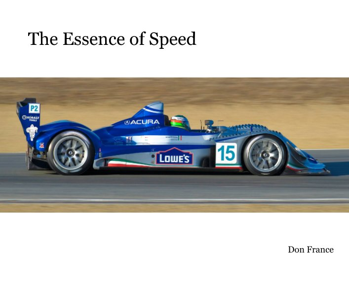View The Essence of Speed by Don France