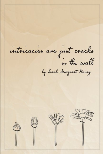 View intricacies are just cracks in the wall by Sarah Margaret Henry