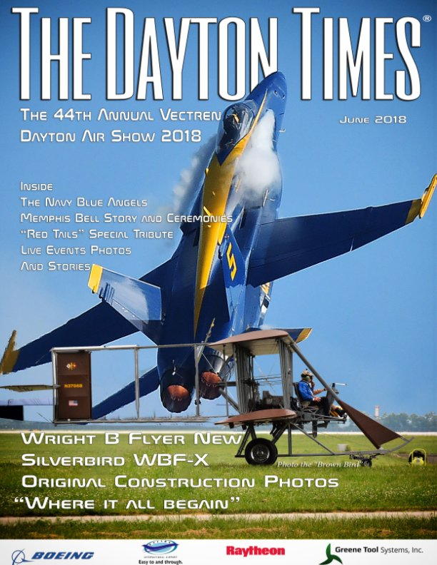 View The 44th Annual Vectren Dayton Air Show 2018 by Horace Dozier Sr. / Editor