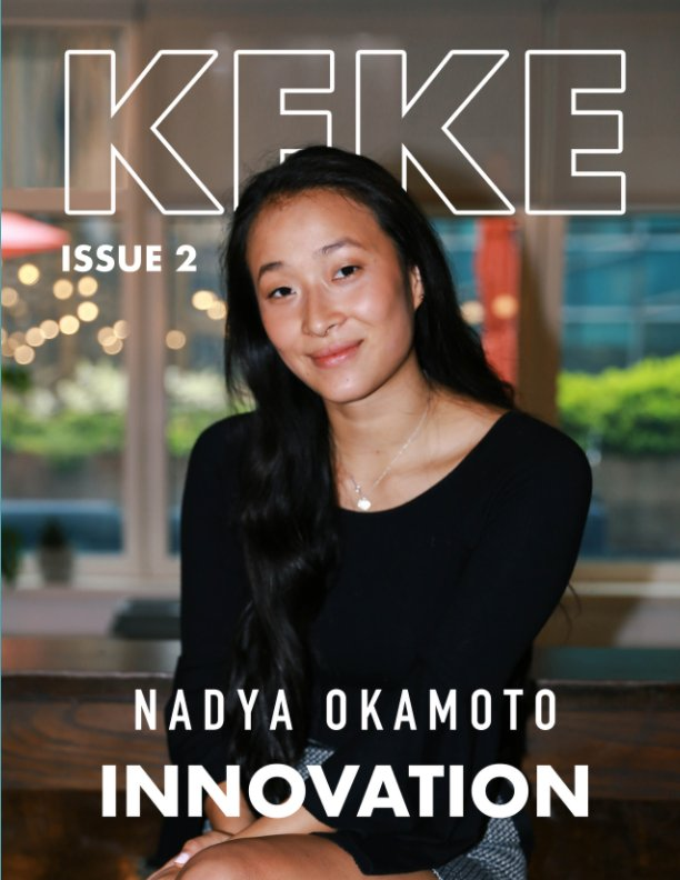 View Issue 2: Innovation by Keke Magazine
