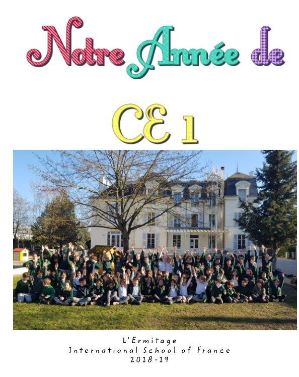 Ver Notre annee en CE1 por Les enfants de CE1 A-B